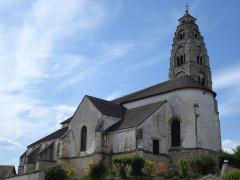 Eglise - English: Condé-sur-Marne (Marne) église