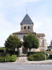 Eglise - Français:   Église Notre-Dame de Dampierre-sur-Moivre (Classé)