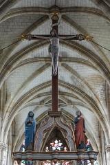 Eglise Notre-Dame - Français:   Basilique Notre-Dame de l\'Épine (Classé)