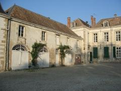 Château de Juvigny - Català: Castell de Juvigny a Marne