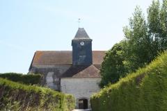 Eglise Sainte-Marguerite - Français:   Église Sainte-Marguerite de Margerie-Hancourt (Classé)