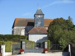 Eglise Sainte-Marguerite - Français:   Église Sainte-Marguerite de Margerie-Hancourt,  (Classé, 1862)