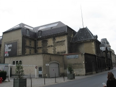 Abbaye Saint-Denis - This building is indexed in the Base Mérimée, a database of architectural heritage maintained by the French Ministry of Culture,under the reference PA00078772 .