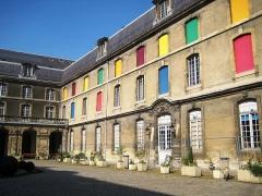 Abbaye Saint-Denis - Le musée des beaux-arts de Reims, dans l'ancienne abbaye Saint-Denis