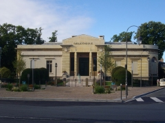 Bibliothèque Carnégie - Français:   Bibliothèque Carnegie de Reims (Marne, France)
