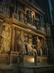 Cathédrale Notre-Dame - Cathédrale Notre-Dame de Reims (Marne, France), autel des Apôtres