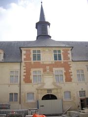Ancien collège des Jésuites, actuellement Hospice général Museux - Ancien collège des Jésuites de Reims (Marne, France)