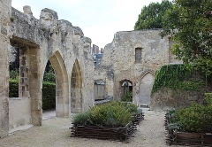 Couvent des Jacobins (vestiges de l'ancien) - English: Reims, the Couvent des Jacobins