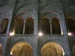 Eglise Saint-Rémi - Basilique Saint-Remi de Reims (Marne, France).