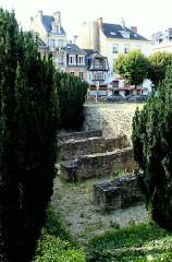 Forum romain (vestiges de l'ancien) - English: Reims, the Cryptoportique