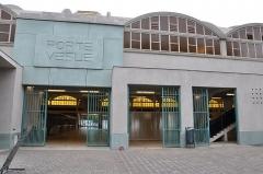 Halles centrales - Halles centrales