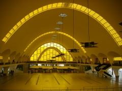 Halles centrales - Halles du Boulingrin à Reims (Marne, France)
