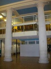Ancien hôtel-Dieu, actuellement annexe du palais de justice - Palais de justice de Reims (Marne, France)
