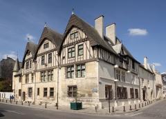 Hôtel Le Vergeur - Français:   Musée-hôtel Le Vergeur, Reims