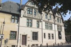Hôtel Le Vergeur - English:   Reims, the Hôtel Le Vergeur