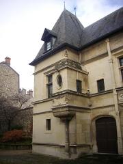 Hôtel Le Vergeur - Musée-hôtel Le Vergeur, à Reims (Marne, France)