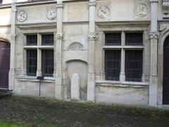 Hôtel Le Vergeur - Français:   Musée-hôtel Le Vergeur, à Reims (Marne, France)