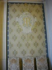 Hôtel de ville - Hôtel de ville de Reims (Marne, France), salle du conseil