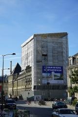 Hôtel de ville - Français:   lors des journées du patrimoine.