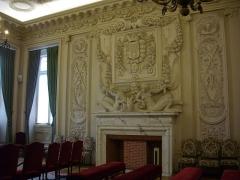 Hôtel de ville - Français:   Hôtel de ville de Reims (Marne, France)