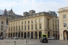 Immeuble - English: Reims, palace 2 Place Royale