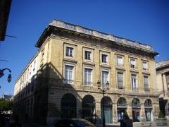 Immeuble - Français:   Immeuble, 5-7 place Royale à Reims (Marne, France)