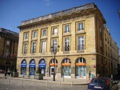 Immeuble - Français:   Immeuble, 11 place Royale à Reims (Marne, France)