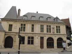 Maison natale de Jean-Baptiste de la Salle - English: Jean-Baptiste de la Salle hotel in Reims (Marne, France).