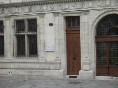 Maison natale de Jean-Baptiste de la Salle - This building is indexed in the base Mérimée, a database of architectural heritage maintained by the French Ministry of Culture,under the reference PA00078816 .
