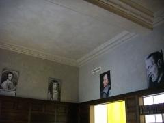Maison natale de Jean-Baptiste de la Salle - Français:   Hôtel Jean-Baptiste de La Salle à Reims (Marne, France), première salle du musée