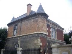 Pavillon de Muire - Français:   Pavillon de Muire à Reims (Marne, France)