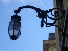 Place Royale - Français:   Place Royale à Reims (Marne, France): éclairage public