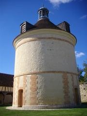 Domaine du château - Château de Réveillon (Marne, France), pigeonnier