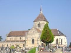 Château - Français:   Église Notre-Dame du Château de Sainte-Menehould (Marne, France)