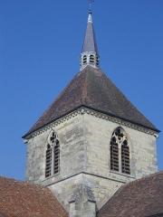 Château - Français:   Église Notre-Dame du Château de Sainte-Menehould (Marne, France), clocher