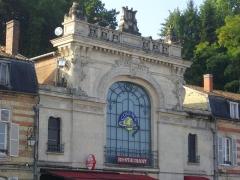 Immeubles - Français:   Cinéma, place du Général-Leclerc à Sainte-Menehould (Marne, France)