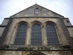 Eglise Saint-Martin - Église Saint-Martin de Vertus (Marne, France)