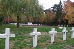 Chapelle orthodoxe russe - Français:   cimetière militaire russe de la Première guerre mondiale.