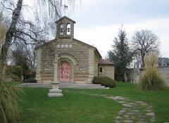 Chapelle Notre-Dame-de-la-Paix -  La chapelle Foujita, à Reims