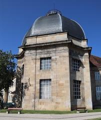 Hôpital de la Charité - Français:   Chapelle de l\'Hôpital de la Charité à Langres (52).