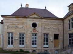 Hôtel du Breuil-de-Saint-Germain - Français:   Hôtel du Breuil-de-St-Germain, Langres, Haute-Marne, Champagne-Ardennes, France