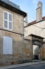 Hôtel du Gouvernement - Français:   Ancien Hôtel du Gouverneur 8 rue de Tournelle à Langres , Haute-Marne, Champagne-Ardennes, France