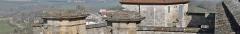 Porte des anciens remparts dite Porte de l'Hôtel de Ville - Français:   Porte de l\'Hôtel de Ville ou du Marché à Langres (Haute-Marne). Modifiée au XVIe siècle et en 1854. Monument Historique.