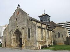 Eglise de Gigny -  église Gigny Saint Dizier