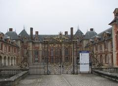 Domaine du château de Grosbois -  Château de Grosbois, Val-De-Marne.