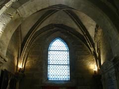 Eglise Sainte-Colombe - Français:   Chapelle Nord de l\'église Sainte-Colombe de Chevilly-Larue, style gothique