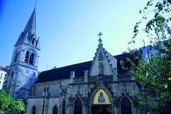 Eglise Saint-Saturnin - Français:   Église Saint-Saturnin de Nogent-sur-Marne