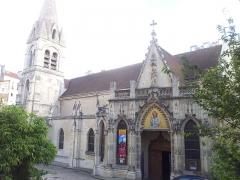 Eglise Saint-Saturnin - Français:   Église Saint-Saturnin