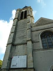 Eglise Saint-Cyr-Sainte-Julitte - Français:   Église Saint-Cyr-Sainte-Julitte - Villejuif - Val-de-Marne - France - Mérimée PA00079914