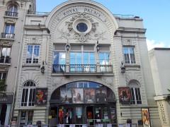 Cinéma Artel-UGC, ancien cinéma Royal Palace - Français:   Cinéma Royal Palace